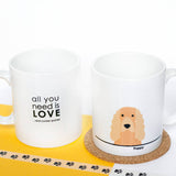 Jarro personalizado All You Need is a Dog - Regalos Ecuador