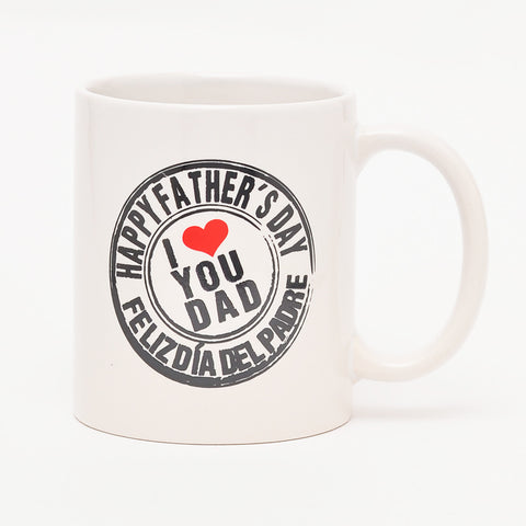 Happy Fathers Day Mug - Regalos Ecuador