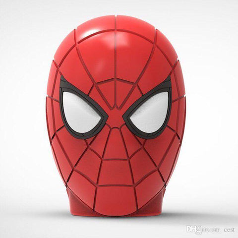 Parlante Bluetooth Spiderman
