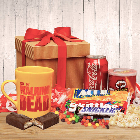 Walking Dead Box - Regalos Ecuador