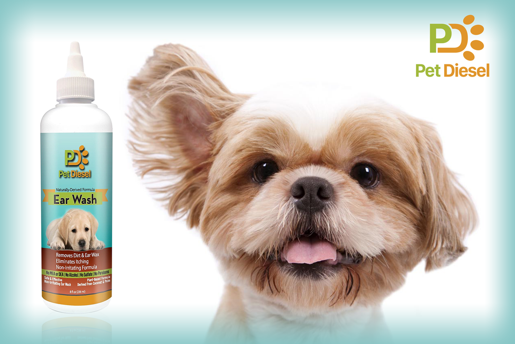 Pet Diesel Dog Ear Wash