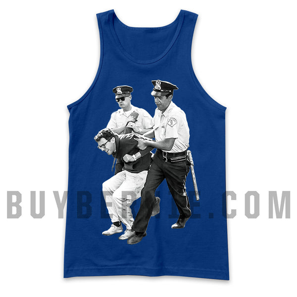Free The Bern Unisex Tank Top
