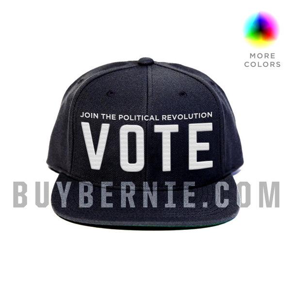 VOTE Wool Snapback Hat