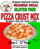 Mamma Mia! Gluten Free Pizza Mix
