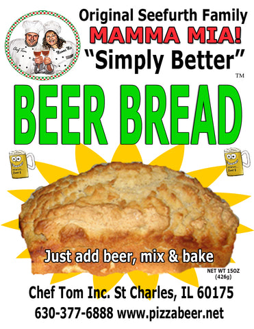 Mamma Mia! Beer Bread Mix