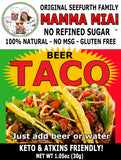 Mamma Mia! Beer Taco Mix