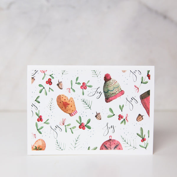 Wunderkid | Warmth And Joy Card