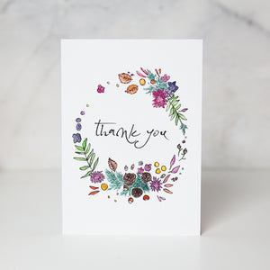 Wunderkid | Circle Of Thanks Card