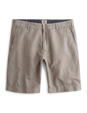 Faherty | Cotton/Linen Short