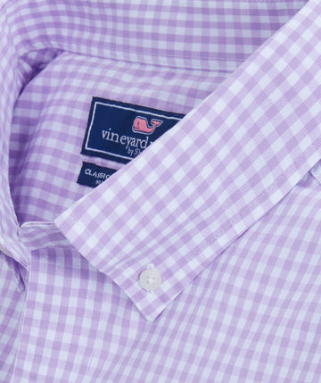Vineyard Vines | Arawak Gingham Classic Tucker Shirt