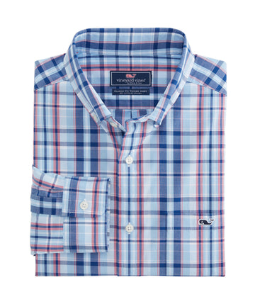 Vineyard Vines | Gibbs Hill Plaid Classic Tucker Shirt