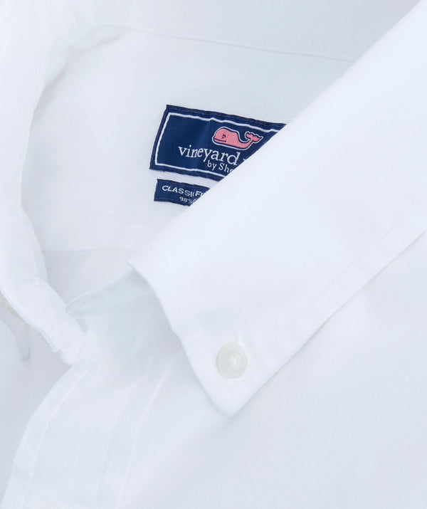 Vineyard Vines | Classic End On End Stretch Murray Shirt