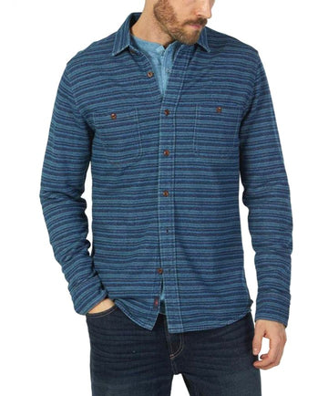 Faherty | Knit Seasons Shirt