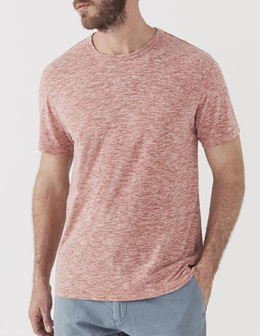 Faherty | Heather Tee