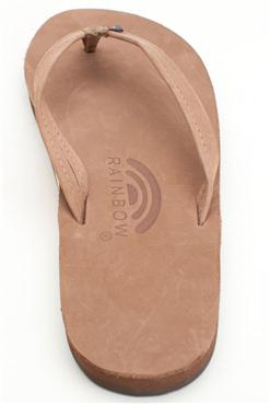 Rainbow Sandals | Sun Set Single Layer w/ Narrow Strap