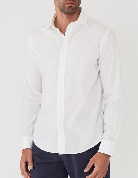 Faherty | Luxe Poplin Shirt