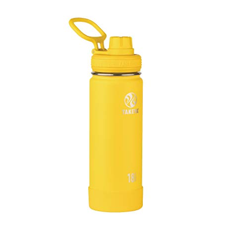 Takeya | Actives Insulated Water Bottle - 18oz