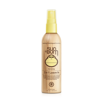 Sun Bum | Revitalizing 3 in 1 Leave In Conditioner - 4oz.