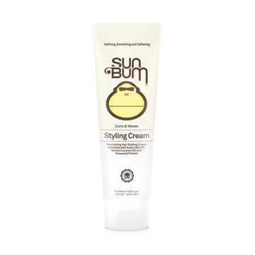 Sun Bum | Curls & Waves Styling Cream - 5oz.