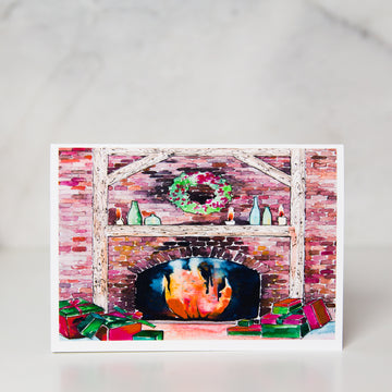 Wunderkid | Nestled By The Fire Card