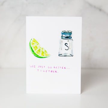 Wunderkid | Salt and Lime Card