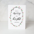 Wunderkid | Merry And Bright Card