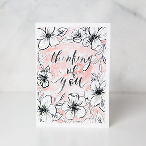 Wunderkid | Thinking Of You Card