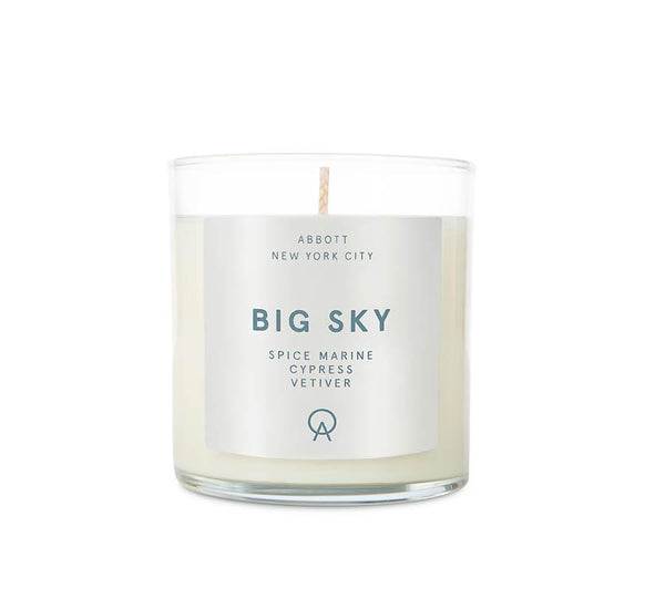 Abbott NYC | Big Sky Candle 8oz