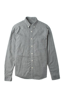 Faherty | Button-Down Collar Twill Shirt