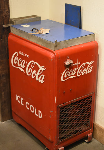 1950's All Original Coca Cola Vending Machine