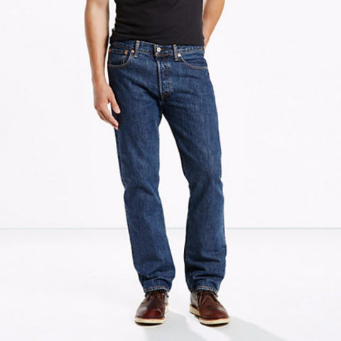 Levi's | 501 Original Fit Jeans - Dark Stonewash