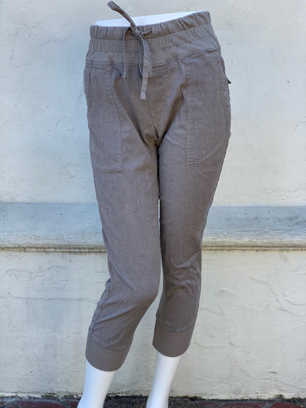 James Perse | Mixed Media Jersey Pant