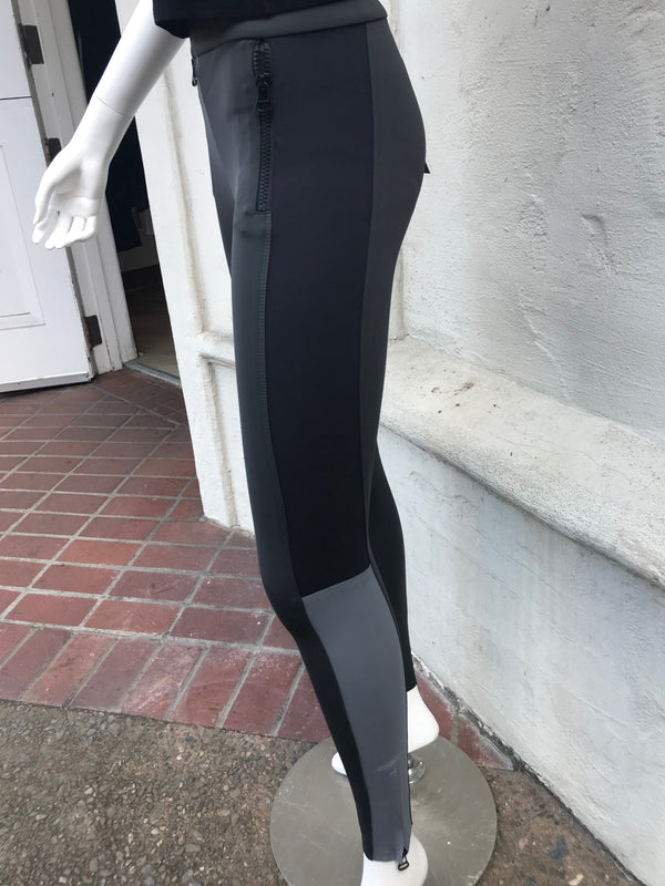 James Perse | Color Blocked Leggings