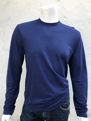 James Perse | Long Sleeve Crewneck Tee