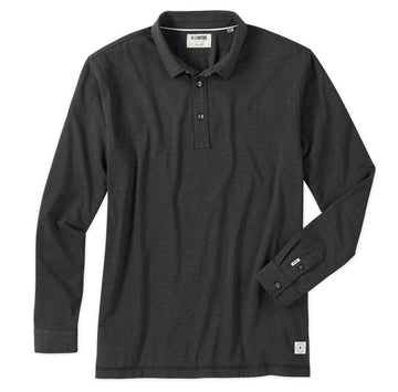 Linksoul | Anza Long Sleeve Polo