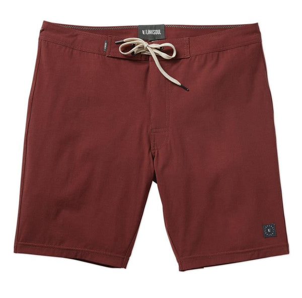 Linskoul | Solid Color Boardshort