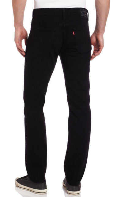 Levi's | 511 Slim Fit Stretch Jeans - Black Stretch