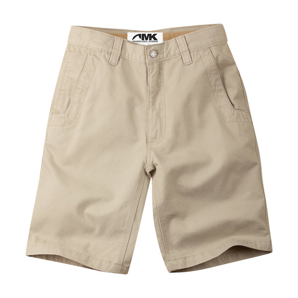 Mountain Khakis | Teton Twill Shorts
