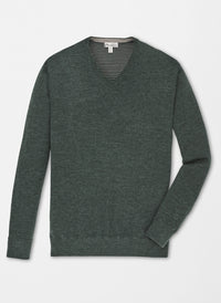 Peter Millar | Crown Comfort Cashmere V-Neck Sweater