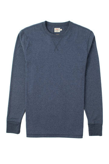 Faherty | Long-Sleeve Notch Crew