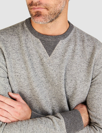 Faherty | Heritage Fleece Crewneck