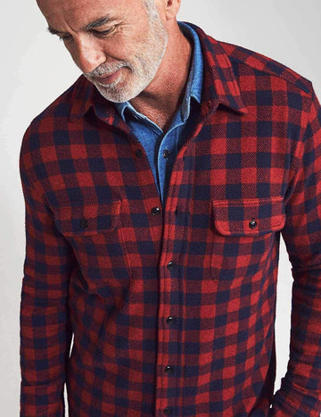 Faherty | Legend Sweater Shirt