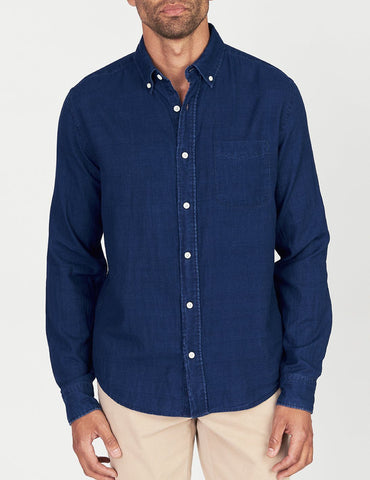 Faherty | Doublecloth Pacific Shirt
