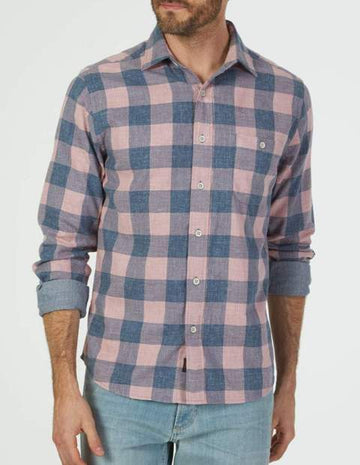 Faherty | Doublecloth Seaview Shirt