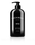 Lockwood NY | No. 33 Basil Ginger Body Lotion