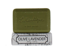 Lothantique | 200g Colored Soap - Olive/Lavender
