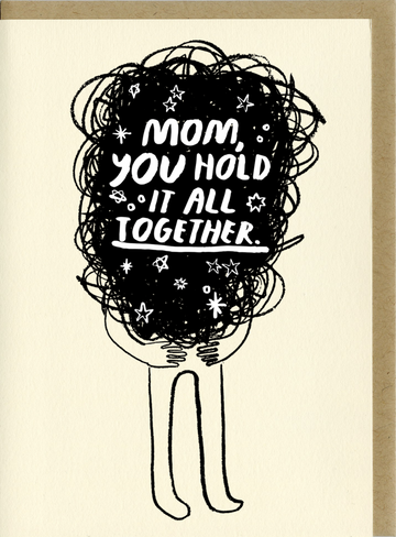 People I've Loved | Hold It All Together Card
