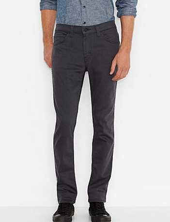 Levi's 511 | Slim Fit Grey/Black 3D