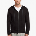 James Perse | Vintage Cotton Hoodie