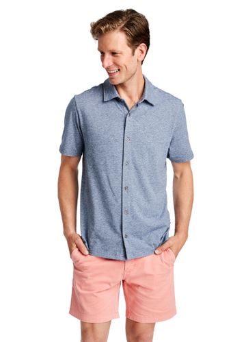 Vineyard Vines | Edgartown Full Button Polo